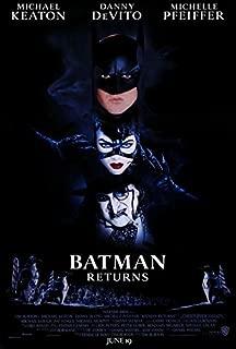 Batman Returns POSTER Movie (27 x 40 Inches - 69cm x 102cm) (1992)