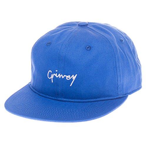GRIMEY Gorra Natural Cap FW16 Blue-Snapback