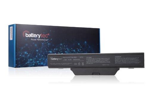 Batterytec® Batterie neuve pour ordinateur portable HP Compaq 500 510 516, 610 615; Hp Notebook 6720S 6720S/CT 6730S 6730S/CT 6720 6720T 550 6735S 6820S 6830S 6730SCT 6720SCT 6730LH[10.8V 4400mAh 12 mois de garantie]