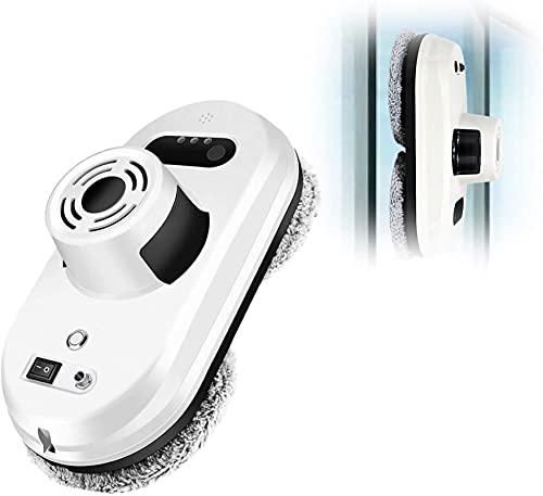 HHORB Robot Aspirapolvere per Finestre, Lavavetri Elettrico con Super Aspirazione, Telecomando, Basso Rumore per Pulire Le Finestre, Vetri, Specchi, Pavimenti