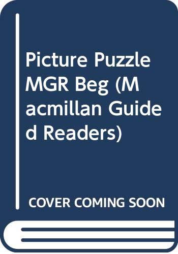 Picture Puzzle MGR Beg (Macmillan Guided Readers)の詳細を見る