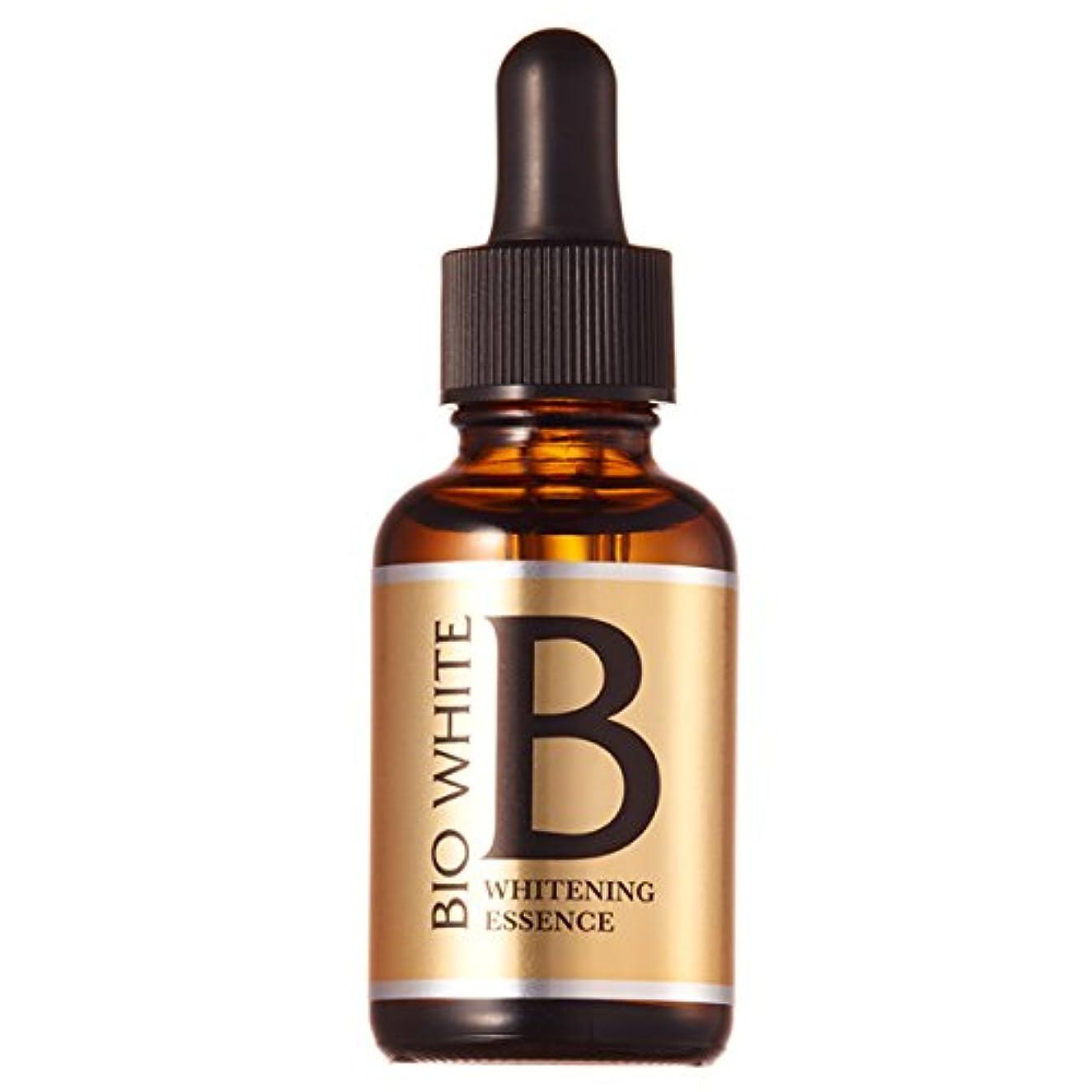 豊かな抵抗ヘビーエビス化粧品(EBiS)しみ対策 美容液 エビスビーホワイト33ml トラネキサム酸配合 男女兼用 美白美容液
