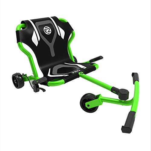 EzyRoller New Pro-X Ride On Toy for Kids and Adults - Green