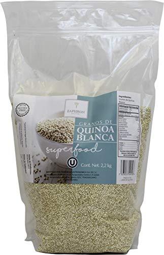 Zaphron Gourmet Quinoa Blanca, 2.2kg