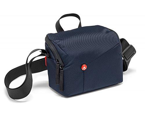Manfrotto MFMBNX-SB-IBU-2 - Shoulder Bag NX Blu per CSC