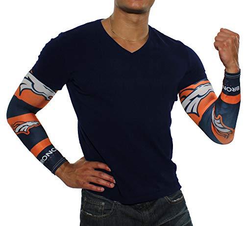 NFL Denver Broncos Strong Arms Sleeves