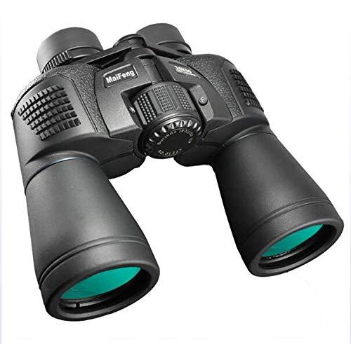 DJG 16X50 Jumelles Haute Définition Non-Infrarouge À Faible Lumière Extérieure Vision Nocturne Adulte Noir Lunettes