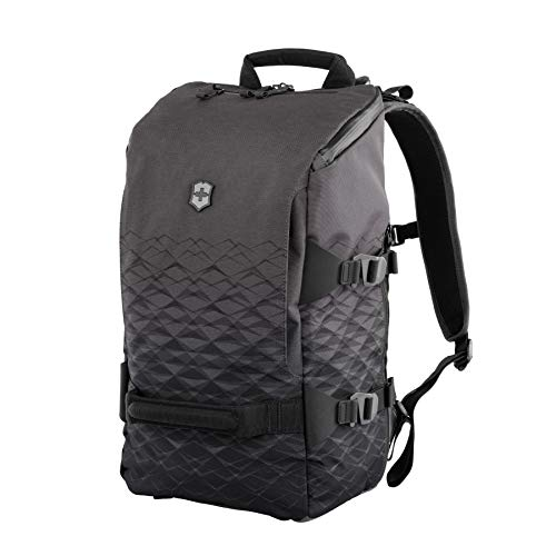 Victorinox VX Touring Backpack with Pass Thru Sleeve, Anthracite, 19.3-inch