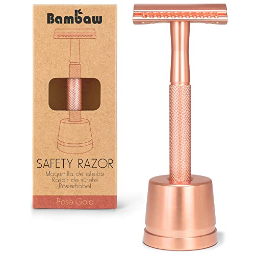 Bambaw -  Eco Rasierer Metall