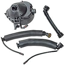 Crankcase Breather Hose Oil Separator&Valve Kit 11157522931 for BMW E87 E86 E90 E91 E60 E65