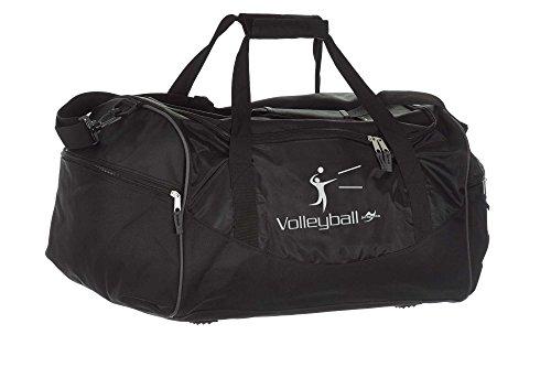 Ju-Sports Tasche Team schwarz Volleyball