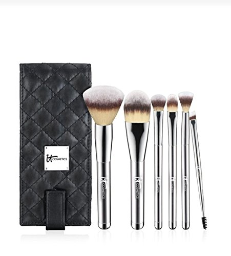 It Cosmetics Heavenly Luxe 6 Piece Brush Set Massachusetts
