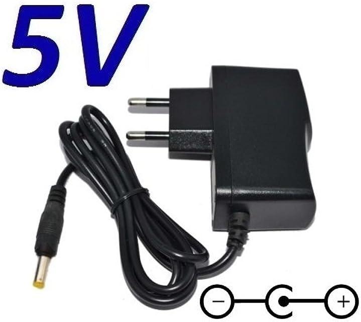 CARGADOR ESP  Cargador Corriente 5V Reemplazo Vigilabebes Philips Avent SCD 603/00 para Unidad Padres Recambio Replacement