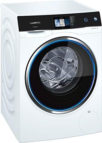 Siemens avantgarde WM14U940EU Waschmaschine / 10,00 kg / A+++ / 143 kWh / 1.400 U/min / sensoFresh Programm / WLAN-fähig mit Home Connect / Automatische Fleckenautomatik / Trommel reinigen-Programm