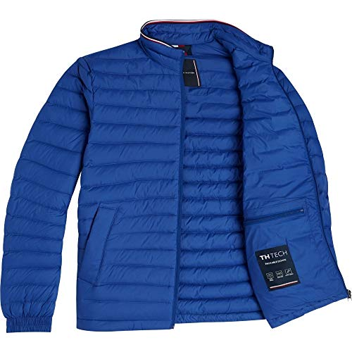 Tommy Hilfiger MW0MW006930-434 Light Weight Packable Jacket Royal Blue