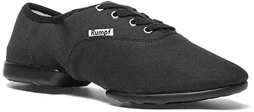 Rumpf Bee 1515 Dance Tanz Sport Sneaker Hip Lindy Hop Trainings Schuhe Leinen