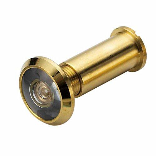 Spion Türspion Weitwinkel 180° Gold/Messing Farbe Sicherheit Türs 50-75