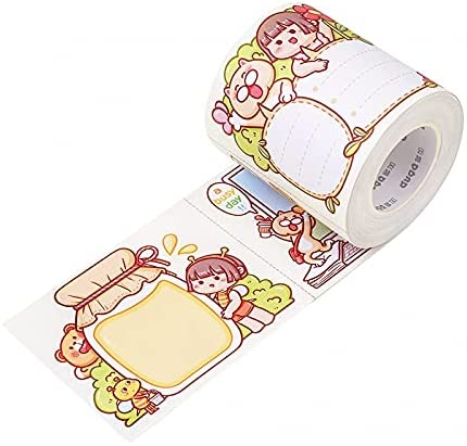 TTANH 25mm Cute Branded goods New color Cartoon Washi Masking S Tape Decorative for