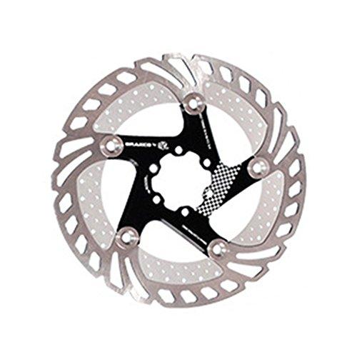 Freno de bicicleta de disco flotante Rotor de freno de disco flotante...