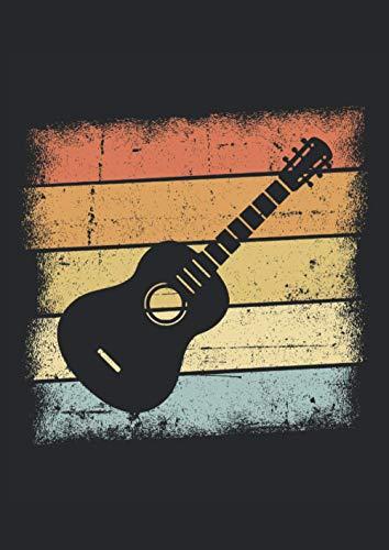 Gitarrentabulatur: 120 Blanko Gitarren Tabs Vorlagen   A4   elegantes Softcover   mit xx Motiv   mit Akkorddiagrammen und 6-Linien Tabulatur   übersichtlich und einfach