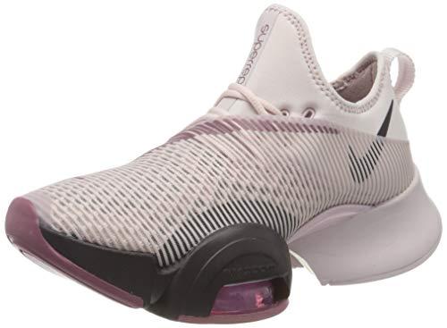 Nike Damen Workoutschuhe-BQ7043 Cross-Laufschuh, Mehrfarbig (BARELY ROSE/BURGUNDY ASH-SHADO), 39 EU