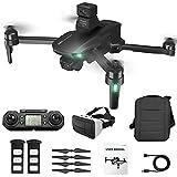 LICI M9 Collassabile RC Drone 4K HD,5G WiFi GPS,Evitamento Ostacoli Automatico,Gimbal EIS 3...