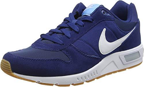 Nike Nightgazer, Zapatillas para Hombre, Azul, 41 EU