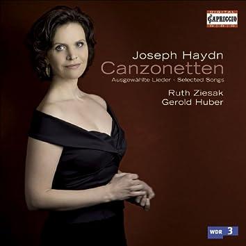 Haydn, F.J.: Lieder