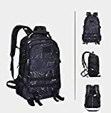 FEEE-ZC Outdoor Sport Military Tactical climbing mountaineering Backpack Camping Hiking Trekking Rucksack Travel outdoor Bag 35L