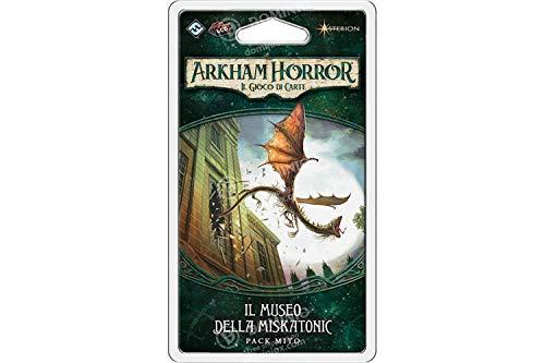 Asmodee Arkham Horror LCG - El Museo de Miskatonic 9602