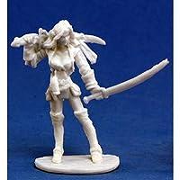 死神ミニチュア77131ボーンズ - Finaela、女性海賊