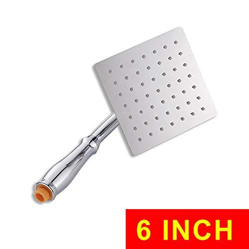 Ducha Cabezal ducha ultrafino acero inoxidable 6