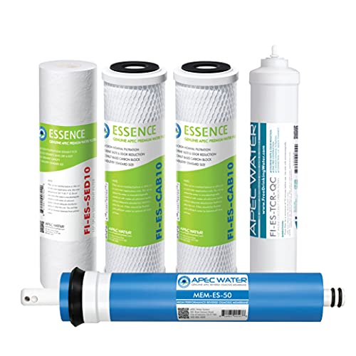 APEC Water Systems FILTER-MAX-ES50 50 GPD High...