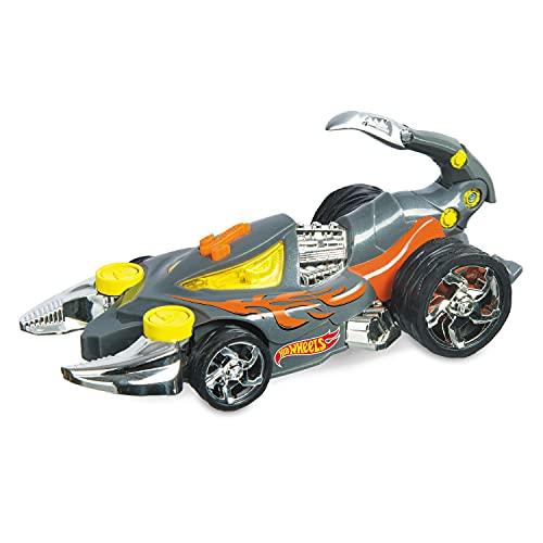 Mondo Motors - Hot Wheels Action SCORPEDO - macchina a frizione per bambini- luci e suoni - 51202