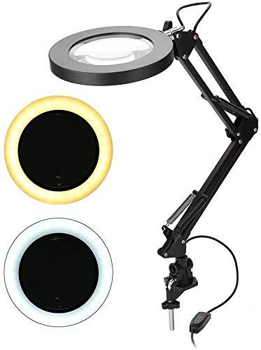 lampara de escritorio led steren fabricante Brrnoo