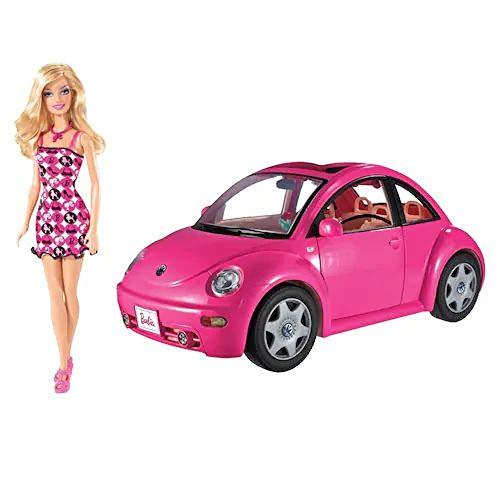 Barbie Volkswagen New Beetle Vehicle Car & Doll Set - KOHL'S Exclusive