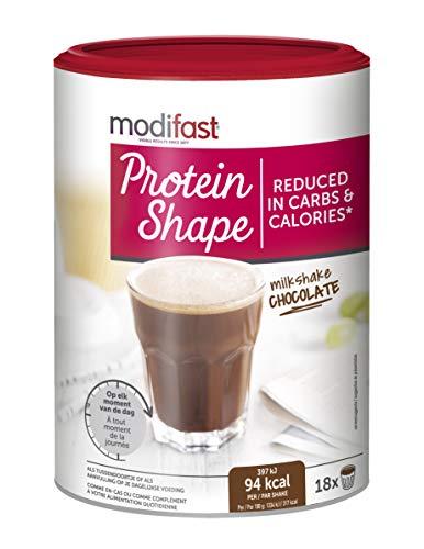 Modifast Protein Shape Milkshake Chocolade, 540 g, 1 Units