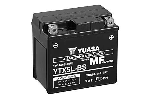 Yuasa ytx5l-bs (WC) batteria senza manutenzione