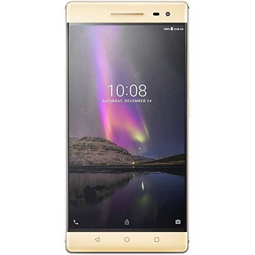 Lenovo Phab 2 Pro 64GB 6.4' 4G LTE GSM Unlocked,Champagne Gold(Renewed)