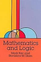 Mathematics and Logic: Retrospect and Prospects (Dover Books on Mathematics) by Mark Kac (1992-10-05)