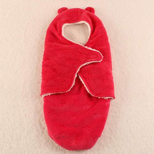 Sytps warme lente 0-1 jaar oude baby slaapzak en deken kasjmier voor wandelwagen bed sets dier Swaddle