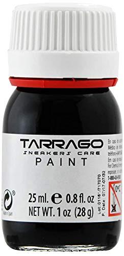 Tarrago | Sneakers Paint 25 ml con Pincel y Esponja | Colores Base | Pintura para Sneakers y Zapatillas de Cuero, Cuero Sintético y Lona (Azul Marino 17)
