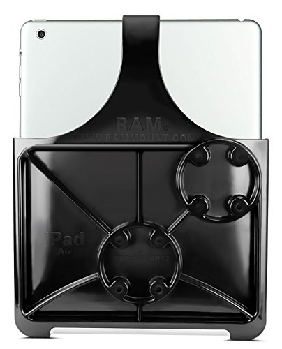 RAM Mount EZ-ROLL'R tablet-houder, zwart