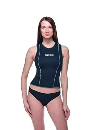 Seac Unterzieher Short Vest - 2,5mm - super warme - Damen S