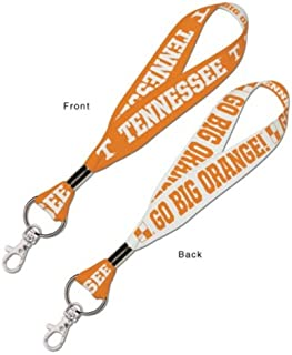 Charcoal Edition Wincraft Tennessee Volunteers Lanyard with Detachable End