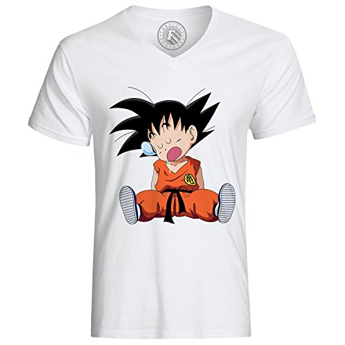 Fabulous T-Shirt Dragon Ball DBZ Goku Tired Manga Anime