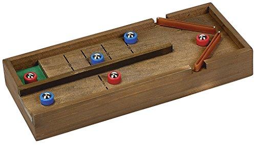 Wooden Game Rebound Shuffleboard | Tisch-Curling | Aus Holz