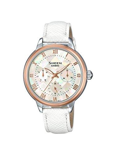 Casio SX194 Sheen Analog Watch  – For Women