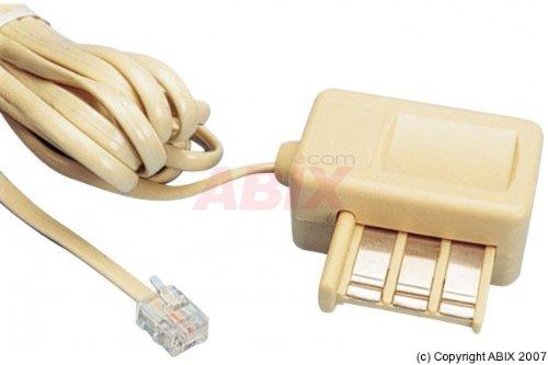 Connectique téléphonie et ADSL C...