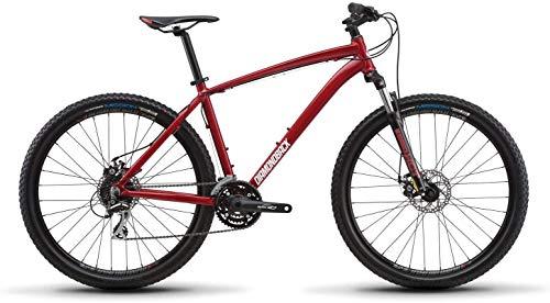"Diamondback Bicycles Overdrive Hardtail Mountain Bike with 27.5"" Wheels, 18""/Medium, Red"